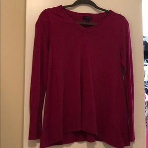 Limited Magenta Sweater